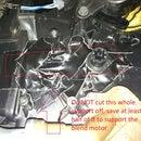2003 Dodge Caravan broken blend door hack - fixed mine for 2 bucks!!!