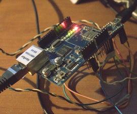 Displaying data on a website - Electronic Pot [Arduino Nano + Ethernet Shield]