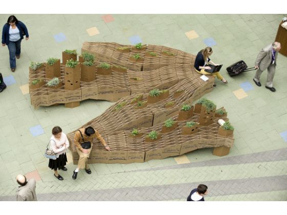 Picture of Cardboard Cafe
