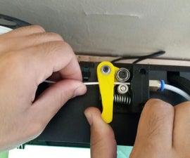 Inserir Filamento (antes Da Impressão) - Mousta - Linha Builder