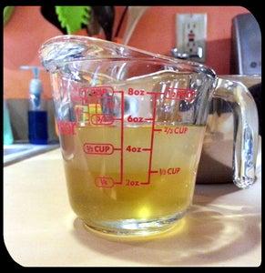 Add Corn Syrup and Sugar...Slowly!