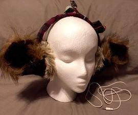 ISO Standard Werewolf Perky Ears Alert System