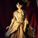 Dollheart-esque Fullset Dress Outfit for Ball Jointed Doll (BJD)