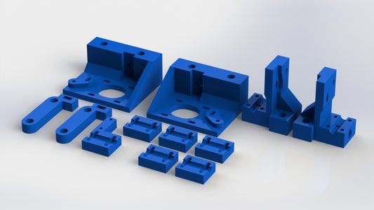 Printing the Parts