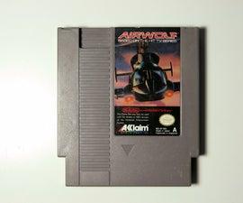 "NES Cartridge 2.5"" Hard Drive Enclosure"