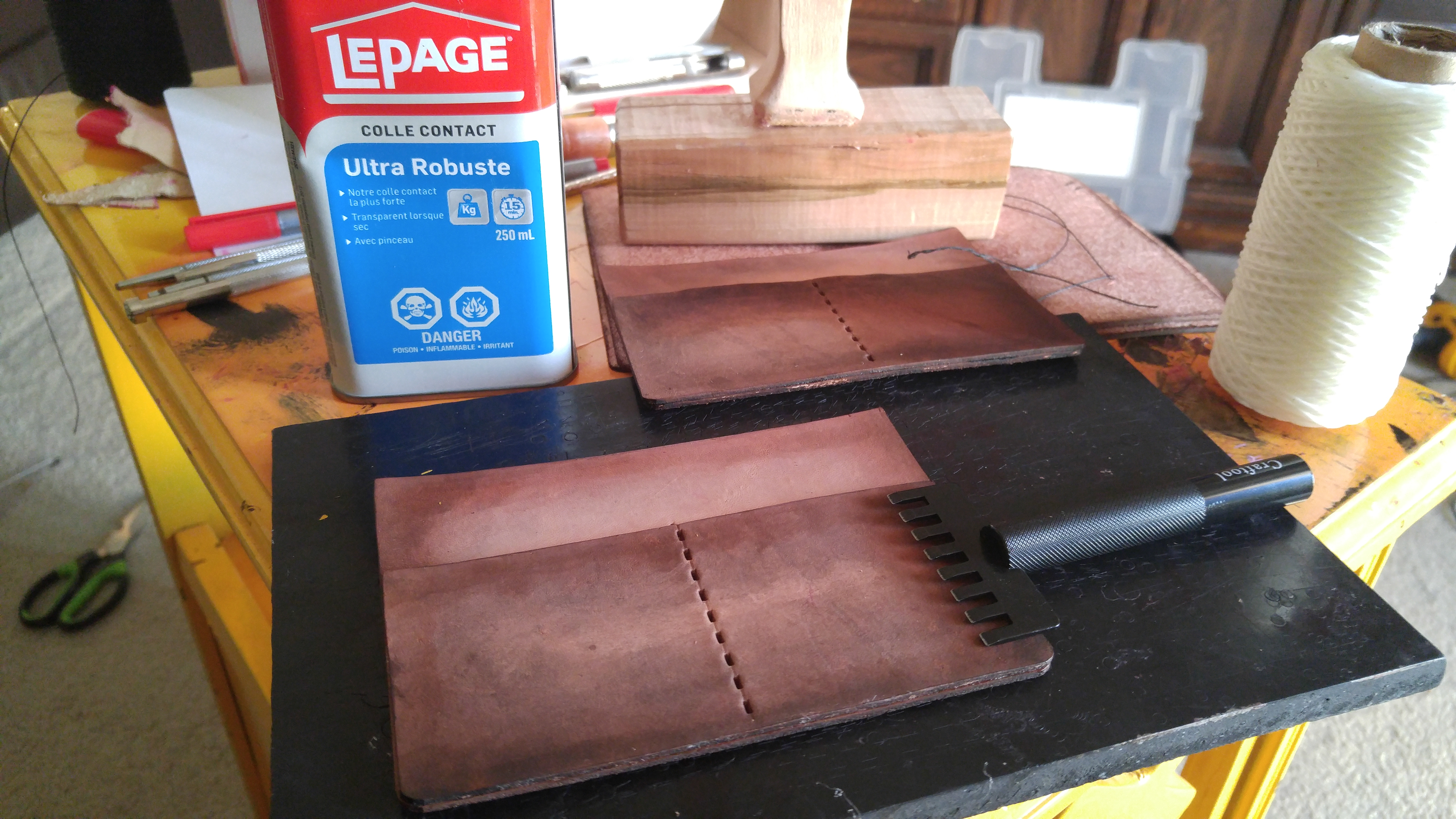 Picture of Make Your Card Slots.
