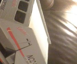 Star Trek Cardboard Shutttlecraft