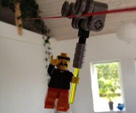 LEGO Rope Slide