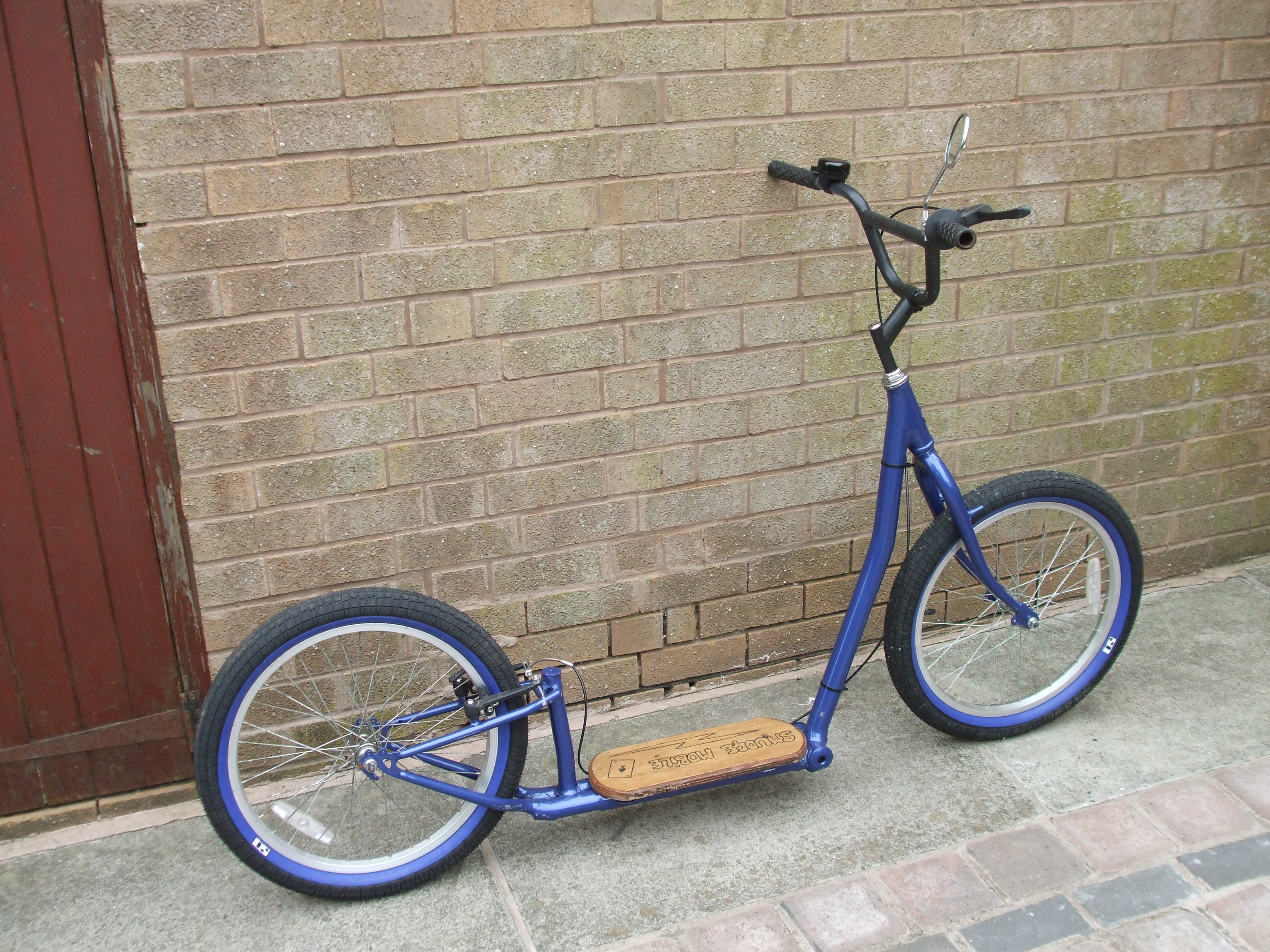 Picture of Kick Scooter