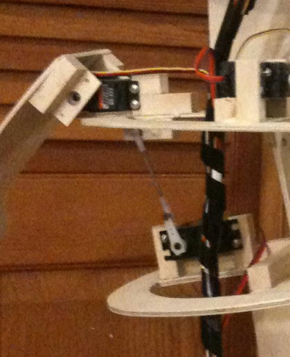 Picture of Assemble Linkage
