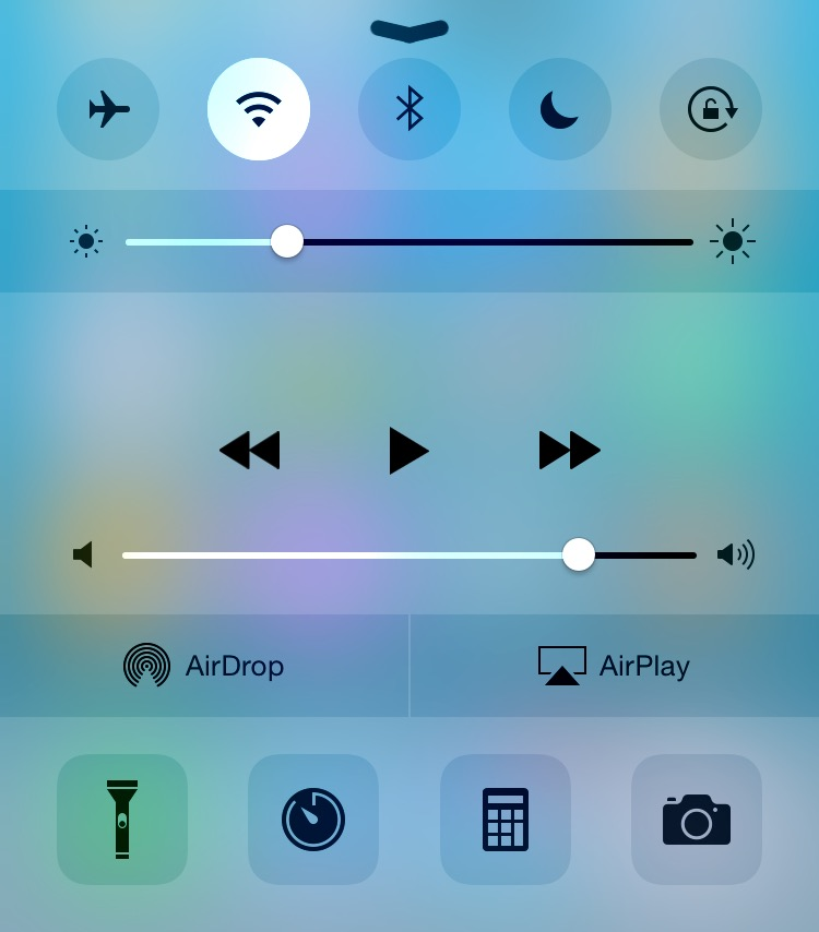 Picture of Connecting Your IDevice to RPlay