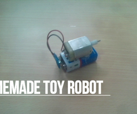 Toy Robot-home Made