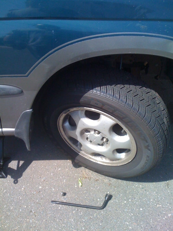 How to Change the Inner Tie Rod on a Subaru Outback