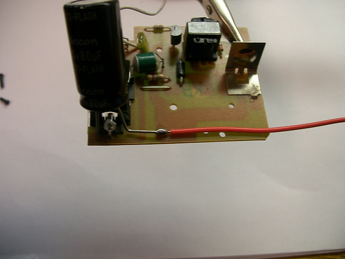 Picture of Attach Wires.