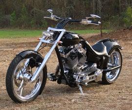 Motorcycle Brake Caliper Repair