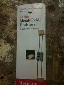 Make Your Resistor
