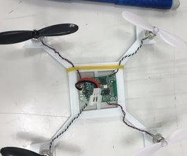Begginner's Guide: 3D Printed Quadcopter