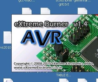 Hacking EXtreme Burner for AVR Atmega Devices Programming