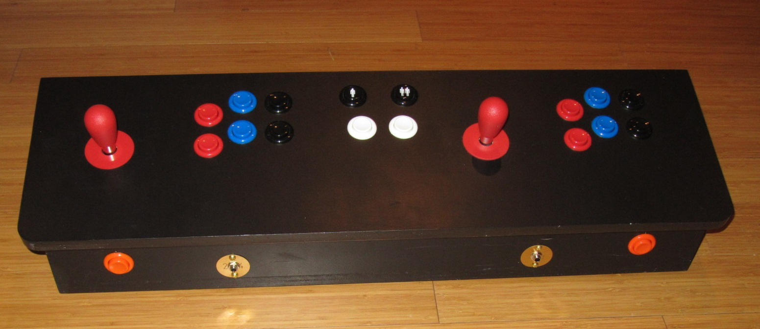 Picture of MAMEFrame - the Battery-powered MAME System