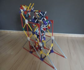 K'nex Ballmachine Element #2