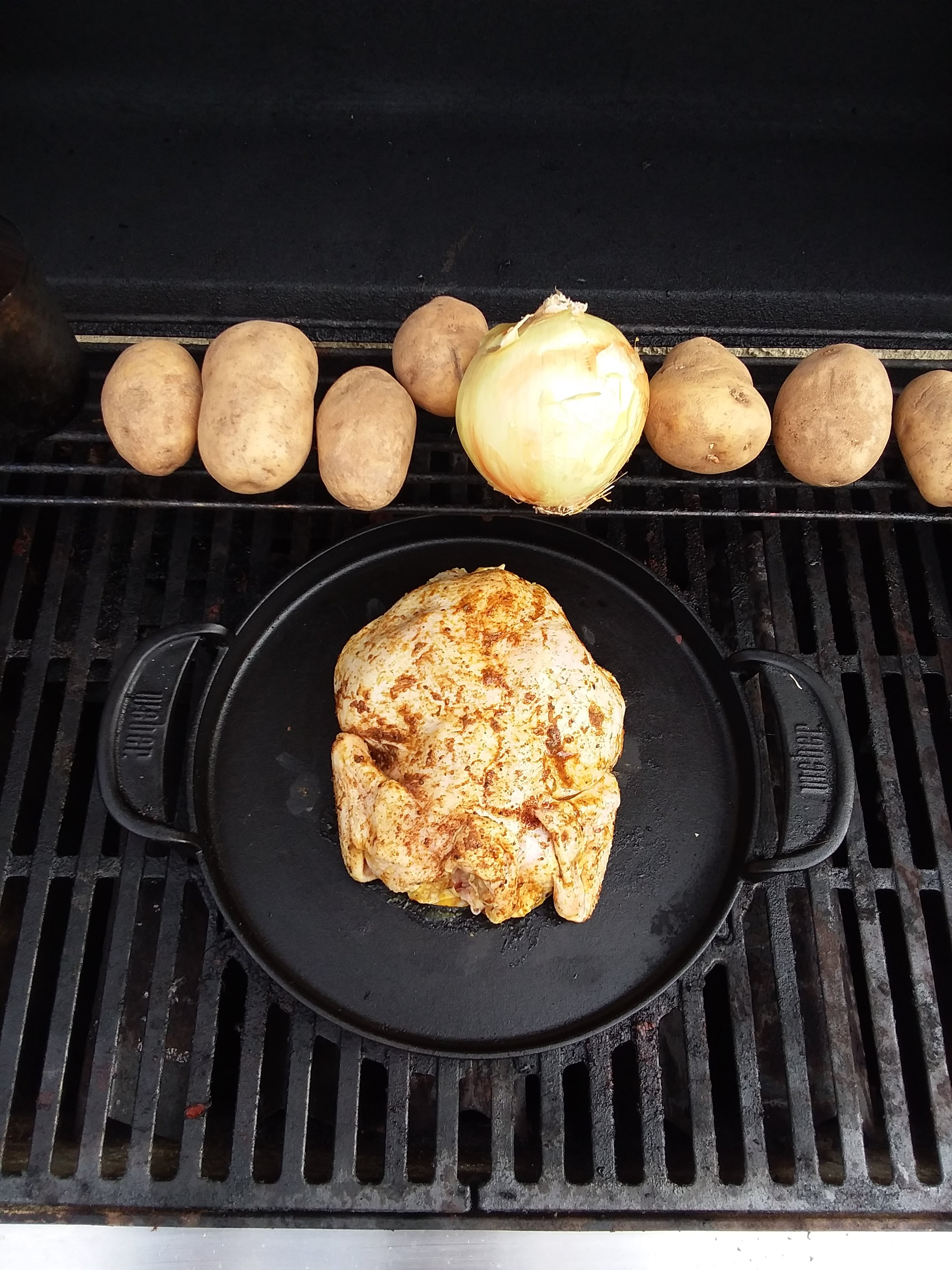 Picture of Cooking Chicken