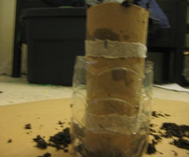 How to Make a Toilet Paper Roll Planter