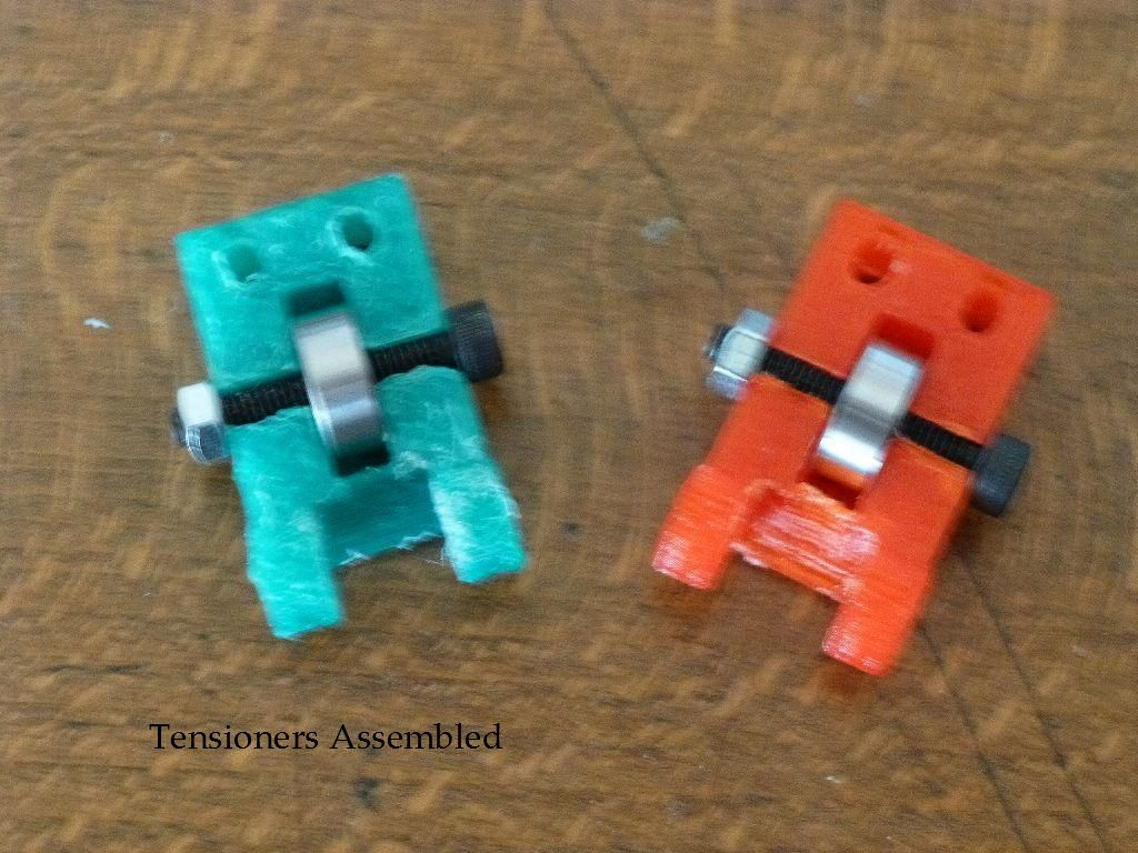 Picture of Build Tensioners
