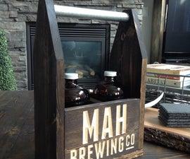 Craft Beer Caddy