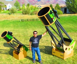 Cosmos Mariner: a Large Aperture Dobsonian Telescope