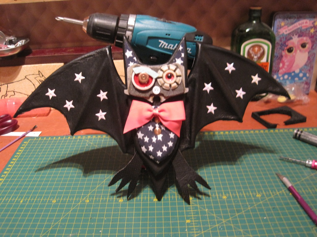 Picture of Angry Bat