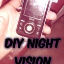 DIY Night Vision Old Mobile