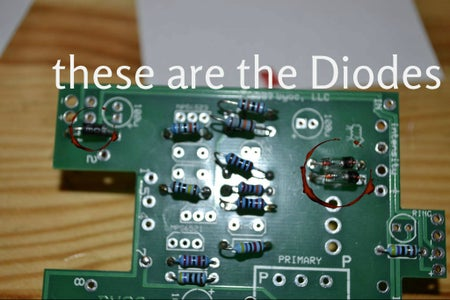 Part a Step 2: Adding the Diodes