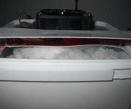 Ice box air conditioner