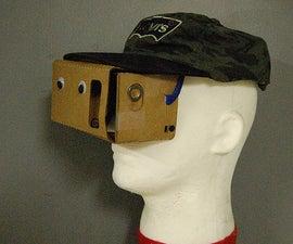 Quick Google CARDBOARD VR Comfort Hacks.
