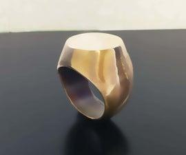 Simple Signet Ring
