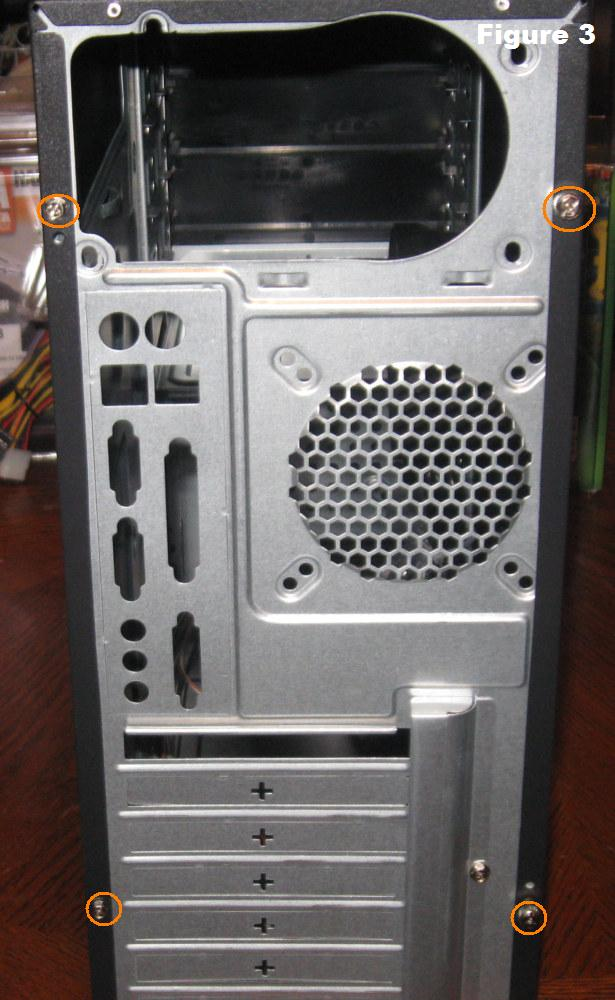 Picture of Open the Case