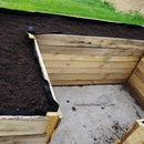 Raised Beds in My Garden – Building With Oak