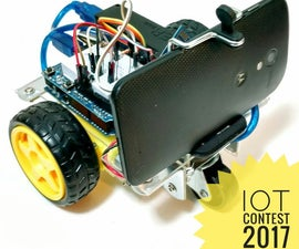 WiDC - Wi-Fi Controlled FPV Robot (with Arduino, ESP8266 and DC Motors)