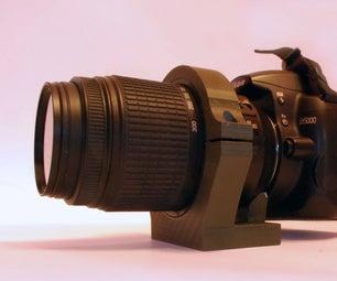Nikon Zoom Lens Tripod Mount for the DX AF-S 55-300mm