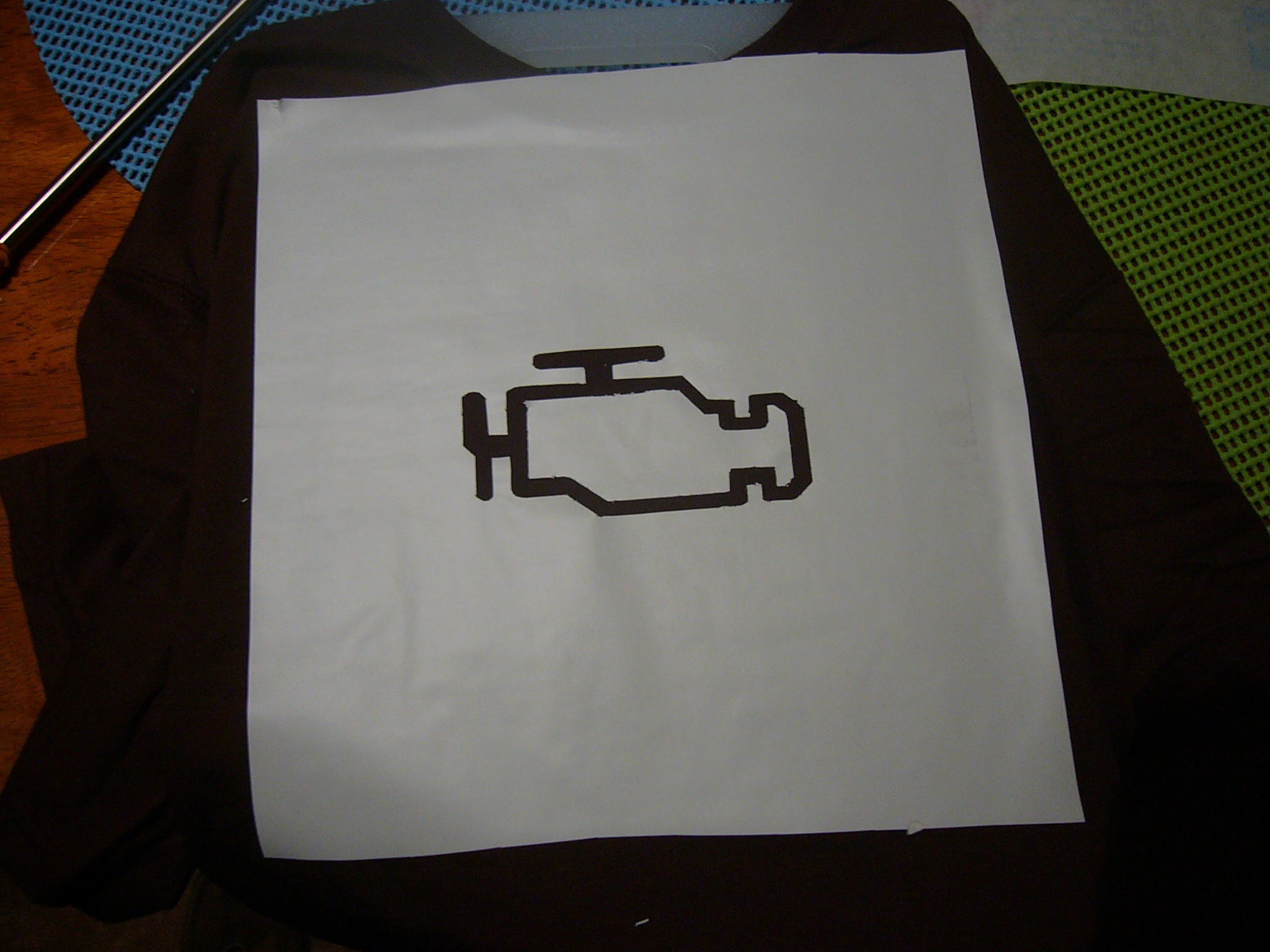 Picture of Find an Image and Cut Stencil