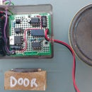Door Alarm With ATTiny