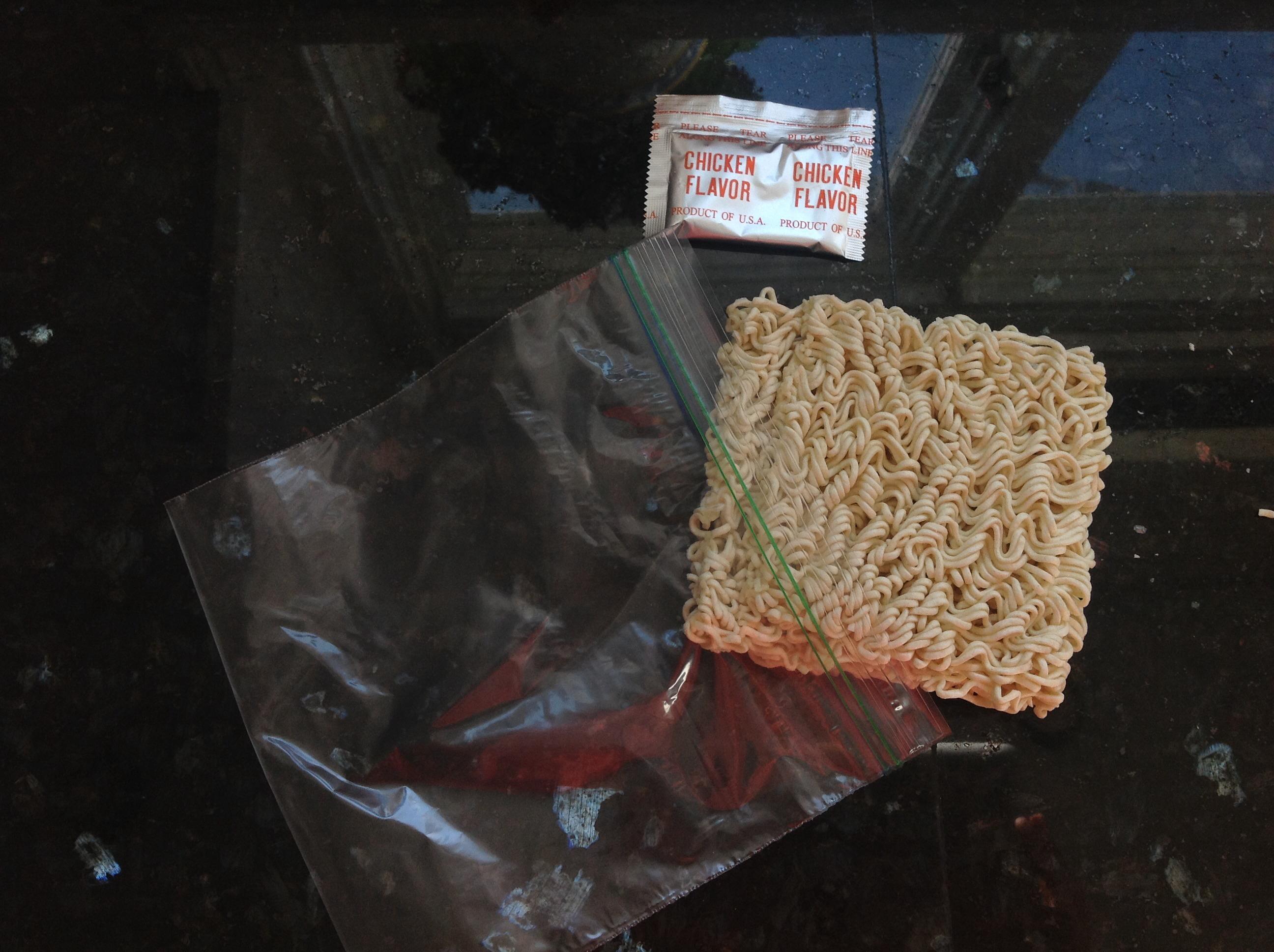 Picture of Ramen Noodle Breadcrumbs