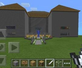 Minecraft PE Mansion