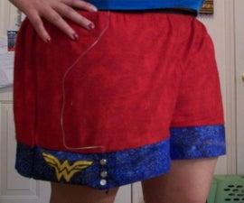 Insulin Pump Shorts