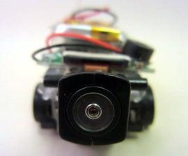 MiniCam: A Mobile Spy Camera