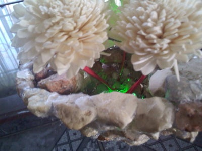 Mothers Day Preset Flower RGB Led