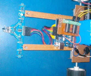 Arduino Based Line Tracker Robot