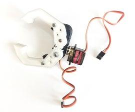 Robotic Arm Gripper