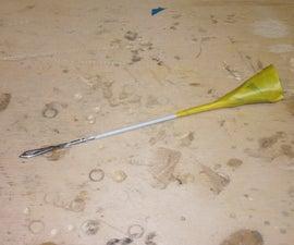 Broadhead Blowgun Dart for Hunting