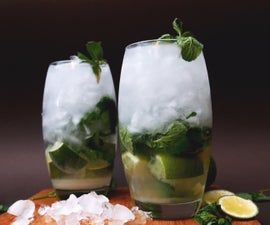 How to Make Mojitos - Super Bowl Part Recipe